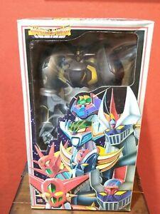 MARMIT GETTER ROBO 1 SR-04 THE FIERCE LEGEND OF SUPER ROBOTS LARGE VINYL FIGURE