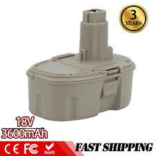 18V 3.6Ah Replace for Dewalt 18V Battery DC9096 DC9098 DC9099 power tools US HOT
