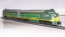 HO Scale NORTHERN PACIFIC Twin Diesel Locomotives 6500 Kadee Couplers Lot A21-59