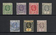 Used Single Fijian Stamps (Pre-1967)
