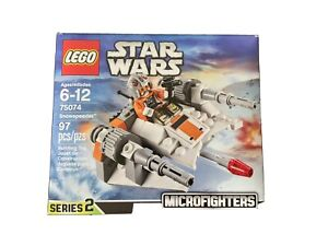 LEGO Star Wars - 75074 - Microfighter: Snowspeeder - NEW -SEALED -FREE SHIPPING