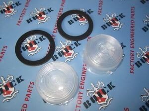 1955 Buick Special & Century Parking Lenses Complete Kit. Guide | OEM #5945947
