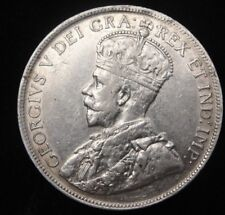 1918 Canada Fifty Cent Km#25 * Nice Higher Grade * #2