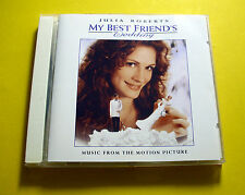 "CD "" JULIA ROBERTS - MY BEST FRIEND'S WEDDING "" SOUNDTRACK / 13 SONGS"