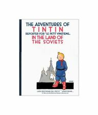 The Adventures of Tintin, Reporter for Le Petit Vingtième in the Land of the Sov