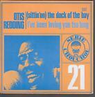 "45 TOURS / 7"" SINGLE--OTIS REDDING--THE DOCK OF THE BAY--1974"