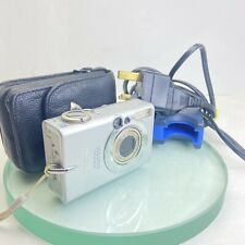Canon IXUS 500 Power Shot Digital ELPH S500 5.0MP Camera TESTED, Case,Charger983