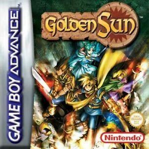 Nintendo GameBoy Advance (GBA) Spiel - Golden Sun