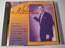 Peter Alexander Doppel CD Peter Alexander Turicaphon Schweiz 34 Titel Topzustand