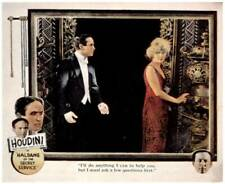 OLD MOVIE PRINT Haldane Of The Secret Service Lobby Card Inset Harry Houdini