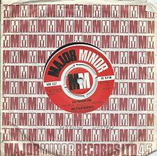 Malcolm Roberts:Eva Magdalena/Love is all:UK Major Minor:1969