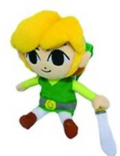 """LEGEND OF ZELDA LINK PLUSH  12"""" TALL NEW WITH TAGS #soct15"""