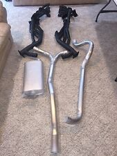 1965 Dodge WO51 Plymouth RO51 A990  426 Race Hemi repro Exhaust Headers & System