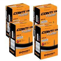4 x Continental 29 Light MTB Mountain Bike inner tubes Presta/ Schrader Valve