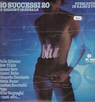 Various (New Les Trolls/Riccardo Cocciante/Vasco Rossi – Bleu 20 Réussites 20