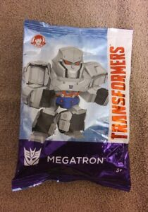 Brand New Wendy's Toy Transformers 35th Anniversary Megatron
