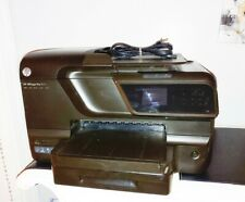 HP OfficeJet Pro 8600 E All in one Wireless Color Printer - Brown Free shipping!