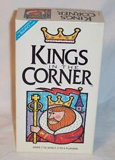 KINGS IN THE CORNER CARD GAME - JAX, LTD, INC - 100% COMPLETE - 1996 - EXC COND