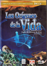 Los Orígenes de la Vida. Cuatro Mil Millones de Años en el Océano. DVD