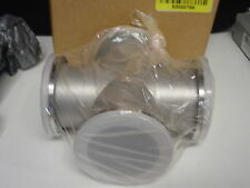 EDWARDS EQUAL CROSS ROT  FLANGE VACUUM PUMP PN C10007211 COLE PARMAR 31400-66