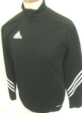 ADIDAS CLIMALITE TOP SIZE SMALL BLACK