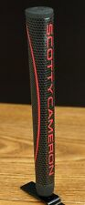 2017 Scotty Cameron Matador Jumbo Newport Winn Putter Grip Black Red RARE NEW