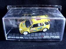 Rally Model Car IXO 1:43 SUZUKI IGNIS S1600 Scorcioni Stefanelli MonteCarlo 2005