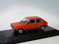 Volkswagen POLO de 1979 au 1/43 de Minichamps / Maxichamps