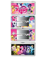 My Little Pony Vinyl Skin Sticker for Nintendo DSi XL