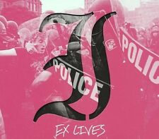 EVERY TIME I DIE - EX LIVES  CD NEU