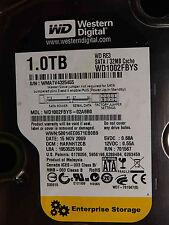 Western Digital 1 TB WD1002FBYS-02A6B0 DCM:HARNHT2CB 15NOV2009   Festplatte