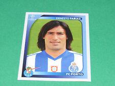415 E. FARIAS  PORTO PORTUGAL UEFA PANINI FOOTBALL CHAMPIONS LEAGUE 2008 2009