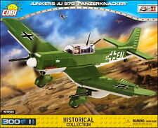 COBI Junkers Ju 87G Panzerknacker (5700) - 300 elem. - WWII German aircraft TD