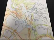 Ichiban Kuji Dragon Ball Super BROLY THE 20th FILM Movie G Prize Bold Canvas C