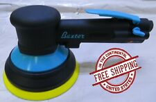 """BAXTER Professional Geared 6"""" Air Sander 56512 NEW FREE SHIPPING"""