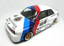 1/10 RTR Prepainted BMW M3 Evo E30 ETCC DTM Touring Car RC Body for TT01 chassis