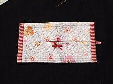 Adorable Japanese Cloth Facial Tissue Holder Floral Design