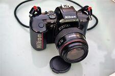 NIKON F 401-X +TOKINA AF 38-70 mm 1:2.8-4.5-Testé -TBE- Pret a utiliser
