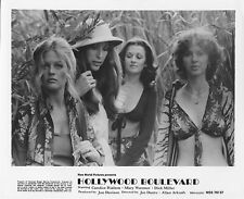 HOLLYWOOD BOULEVARD photo MARY WORONOV/CANDICE RIALSON original 1976 lobby still