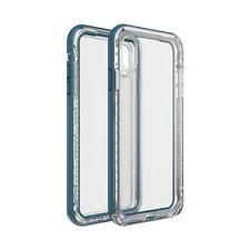 LifeProof NEXT Series Drop Proof Case for iPhone Xs MAX Clear Lake Easy Open Box