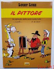 LUCKY LUKE Il Pittore Morris B. De Groot LO VECCHIO 2000 Cartonato