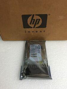 "HP AW555A 605475-001 P2000 2TB 6G SAS 7.2K RPM 3.5"" dual port mdl hard drive"