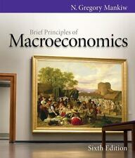 Mankiw's Principles of Economics: Brief Principles of Macroeconomics by N....