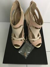 Truth Or Dare By Madonna Tan Heels, Size 7 Gently Used Worn Twice