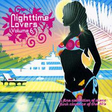 Vol. 6-Nighttime Lovers - Nighttime Lovers (2007, CD NEUF)
