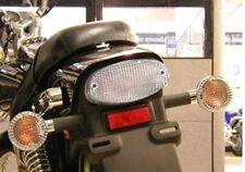 Yamaha V-STAR 650/1100 & YZF600R LED Taillight - Smoked Lens
