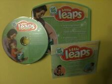 Leap Frog Baby Little Leaps Learning Steps Dvd and Book.  FREE Shipping