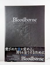 Bloodborne Official Artworks Illustrations Art Book Brand New EMS/DHL from Japan