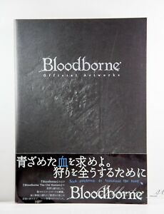 JP Book | Bloodborne Official Artworks