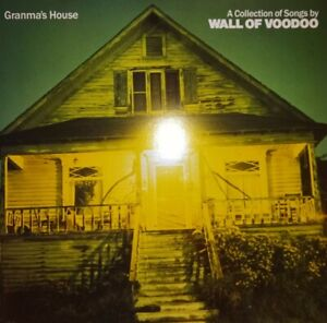 VINILE LP WALL OF VOODOO - GRANMA'S HOUSE 33 GIRI ANNO 1984 HOLLAND ILP 26088